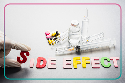 Side effects of IVF medications
